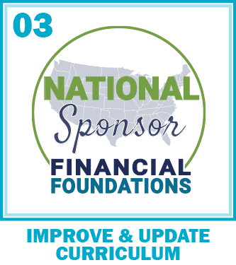 Financial Foundations Program Opportunities